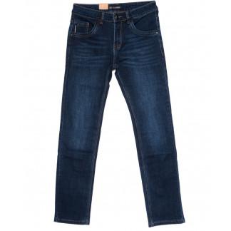 120242 LS джинсы мужские синие осенние стрейч-котон (29-36, 8 ед) LS: артикул 1098498