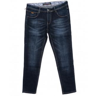 8195 Fangsida джинсы мужские батальные синие осенние стрейчевые (32-38, 8 ед) Fangsida: артикул 1098505