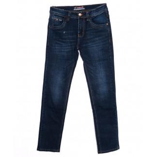 8019 Vouma-Up джинсы мужские молодежные синие осеннии стрейчевые (28-36, 8 ед.) Vouma-Up: артикул 1098570