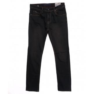 0794 Red Moon джинсы мужские темно-синие осеннии стрейчевые (31-38, 6 ед.) Red Moon: артикул 1098601
