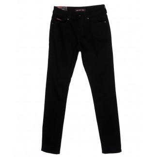 0463 Red Moon джинсы мужские молодежные черные осеннии стрейч-котон (28-34, 6 ед.) Red Moon: артикул 1098575