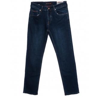 0232 Redmoon джинсы мужские темно-синие осеннии стрейч-котон (31-38, 6 ед.) Red Moon: артикул 1098578