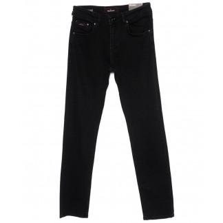 0247 Red Moon джинсы мужские черные осеннии стрейчевые (31-38, 6 ед.) Red Moon: артикул 1098588