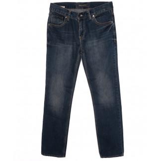0340 D.Milito джинсы мужские синие осеннии котоновые (31-38, 6 ед.) D.Milito: артикул 1098595