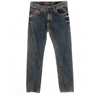 0342 D.Milito джинсы мужские синие осеннии котоновые (30-36, 6 ед.) D.Milito: артикул 1098596
