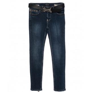 0215-429 Santa Lucci джинсы женские синие осенние стрейчевые (26-30, 6 ед.) Santa Lucci: артикул 1098779