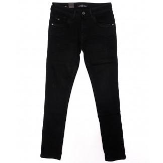 0012-0272-X LS джинсы мужские молодежные на резинке модные осенние стрейчевые (27-34, 8 ед.) LS: артикул 1098825