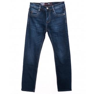 9176 Baron джинсы мужские синие осенние стрейчевые (30-40, 8 ед.) Baron: артикул 1098844