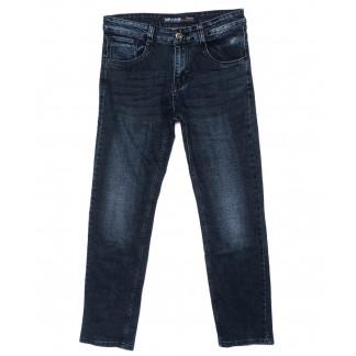 0053 Mr.King джинсы мужские синие осенние стрейч-котон (30-38, 8 ед.) Mr.King: артикул 1098917