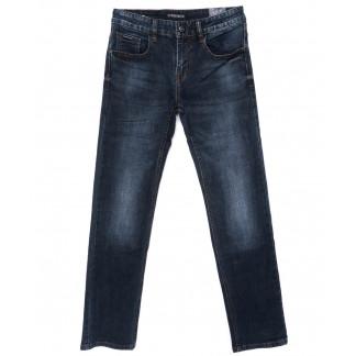 6002 Super Data джинсы мужские синие осенние стрейч-котон (29-38, 8 ед.) Super Data: артикул 1098936