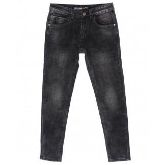 0005 Mr.King джинсы мужские молодежные темно-серые осенние стрейч-котон (28-34, 8 ед.) Mr.King: артикул 1098938