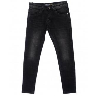 0009 Mr.King джинсы мужские молодежные темно-серые осенние стрейч-котон (28-34, 8 ед.) Mr.King: артикул 1098939