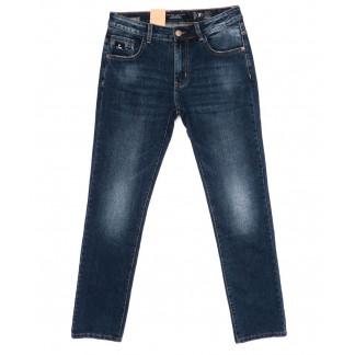 2179 Fang джинсы мужские батальные синие осенние стрейч-котон (32-42, 8 ед.) Fang: артикул 1098999