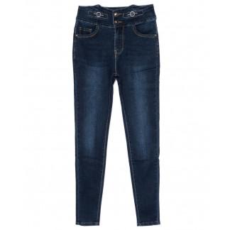 8144 Gallop джинсы женские стильные синие осенние стрейчевые (25-30, 6 ед.) Gallop: артикул 1099017