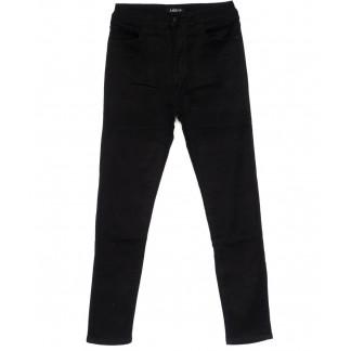 1447 Lady N джинсы женские батальные черные осенние стрейчевые (31-38, 6 ед.) Lady N: артикул 1099034
