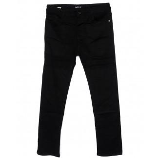 1451 Lady N джинсы женские батальные черные осенние стрейчевые (32-42, 6 ед.) Lady N: артикул 1099040