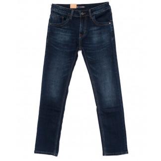 1004 LS джинсы мужские синие осенние стрейчевые (29-38, 8 ед.) LS: артикул 1099054