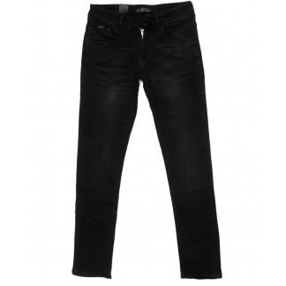 120275 LS джинсы мужские черные осенние стрейчевые (29-38, 8 ед.) LS: артикул 1099056