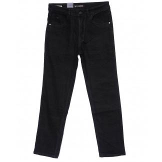 120280 LS джинсы мужские полубатальные черные осенние стрейчевые (32-38, 8 ед.) LS: артикул 1099060