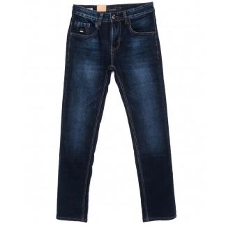 1009 LS джинсы мужские синие осенние стрейчевые (30-38, 8 ед.) LS: артикул 1099063