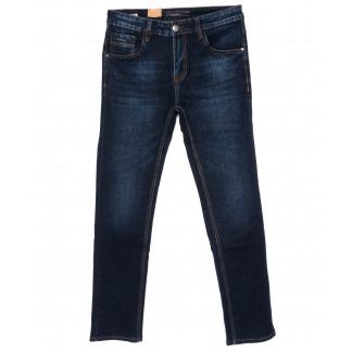 1007 LS джинсы мужские полубатальные синие осенние стрейчевые (32-38, 8 ед.) LS: артикул 1099064