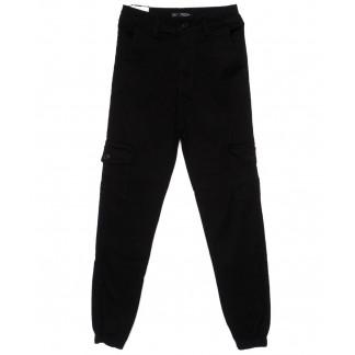 5239 Hepyek брюки женские на резинке черные осенние стрейчевые (26-29, 7 ед.) Hepyek: артикул 1099109