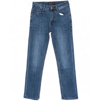 0005-А New Design джинсы мужские синие осенние стрейчевые (29-38, 8 ед.) New Design: артикул 1099118_1