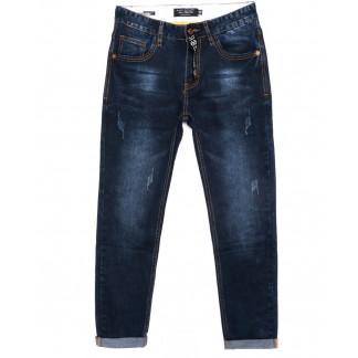 8006 Mark Walker джинсы мужские с царапками с подкатом осенние стрейчевые (30-38, 8 ед.) Mark Walker: артикул 1099126