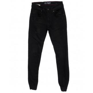 6197-R Blue Nil джинсы мужские с царапками на резинке черные осенние стрейчевые (29-36, 8 ед.) Blue Nil: артикул 1099302