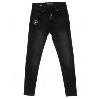 5396 siyah Redman джинсы мужские с царапками темно-серые осенние стрейчевые (29-36, 8 ед.) REDMAN: артикул 1099301