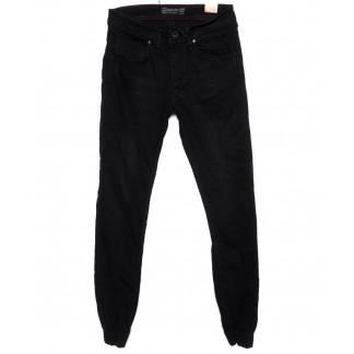 6195-R Destry джинсы мужские с царапками на резинке осенние стрейчевые (29-36, 8 ед.) Destry: артикул 1099297