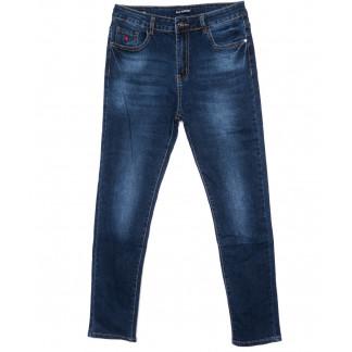 9360 LDM джинсы женские батальные синие осенние стрейчевые (31-38, 6 ед.) LDM: артикул 1099383