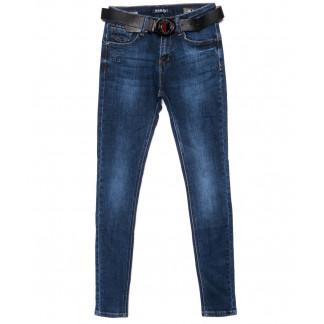 1907 Hanleby джинсы женские зауженные синие осенние стрейчевые (25-30, 6 ед.) Hanleby: артикул 1099387