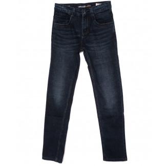 0078 Mr.King джинсы мужские синие осенние стрейчевые (29-38, 8 ед.) Mr.King: артикул 1099389