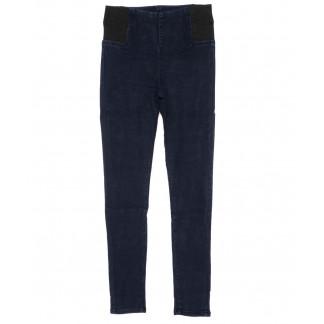 8720-1B Moon girl джинсы женские зауженные на резинке синие осенние стрейчевые (26-31, 6 ед.) Moon Girl: артикул 1099420