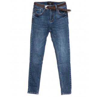 6254 Dimarkis Day джинсы женские синие осенние стрейчевый (25-30, 6 ед) Dimarkis Day: артикул 1099469
