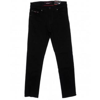 0124 Redmoon джинсы мужские черные осенние стрейчевые (31-38, 6 ед) Red Moon: артикул 1099580