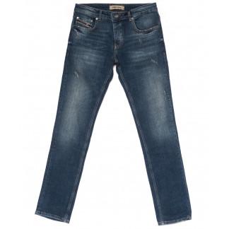 0019-21-003 Diesel джинсы мужские батальные с царапками осенние стрейч-котон (32-38, 7 ед.) Diesel: артикул 1099625