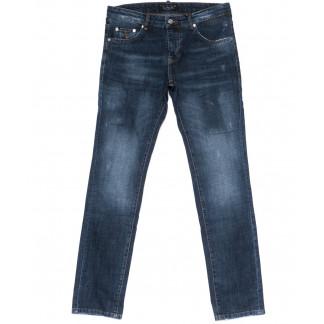 0014-21-009 (34-42) Philipp Plein джинсы мужские батальные с царапками осенние стрейч-котон (34-42, 7 ед.) Philipp Plein: артикул 1099629