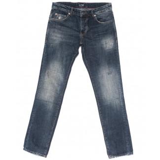 0020-21-016 Armani джинсы мужские полубатальные стильные осенние стрейчевые (32-38, 7 ед.) Armani: артикул 1099633