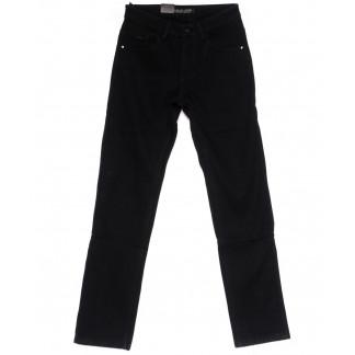 2006 LS джинсы мужские черные на флисе зимние стрейчевые (30-38, 8 ед) LS: артикул 1099725