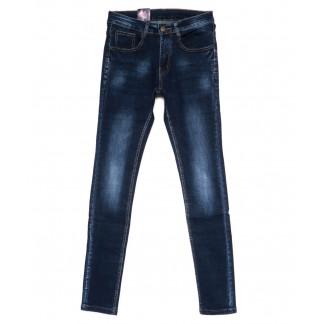 0309 Denim Fashion джинсы мужские молодежные зауженные синие осенние стрейчевые (28-34, 8 ед.) Denim Fashion: артикул 1099833
