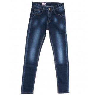 0303 Denim Fashion джинсы мужские зауженные синие осенние стрейчевые (30-36, 8 ед.) Denim Fashion: артикул 1099838