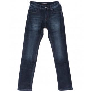 8236 Fangsida джинсы мужские синие на байке зимние стрейчевые (29-38, 8 ед.) Fangsida: артикул 1099964