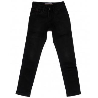 8244 Fangsida джинсы мужские молодежные черные на флисе зимние стрейч-котон (27-33, 8 ед.) Fangsida: артикул 1099968