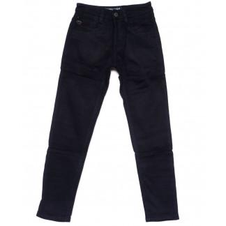 5084 Fangsida джинсы на мальчика темно-синие на флисе зимние стрейч-котон (23-30, 8 ед.) Fangsida: артикул 1099970