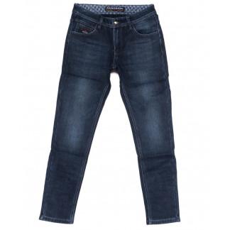 8284 Fangsida джинсы мужские синие на флисе зимние стрейч-котон (31-38, 8 ед.) Fangsida: артикул 1099975