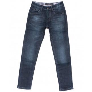 8262 Fangsida джинсы мужские молодежные на флисе зимние стрейч-котон (27-33, 8 ед.) Fangsida: артикул 1099983