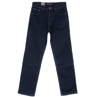 89006 LS джинсы мужские синие на флисе зимние стрейчевые (30-38, 8 ед.) LS: артикул 1099932