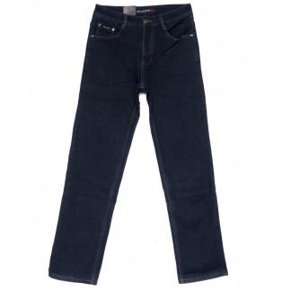89005 LS джинсы мужские синие на флисе зимние стрейчевые (30-38, 8 ед.) LS: артикул 1099934